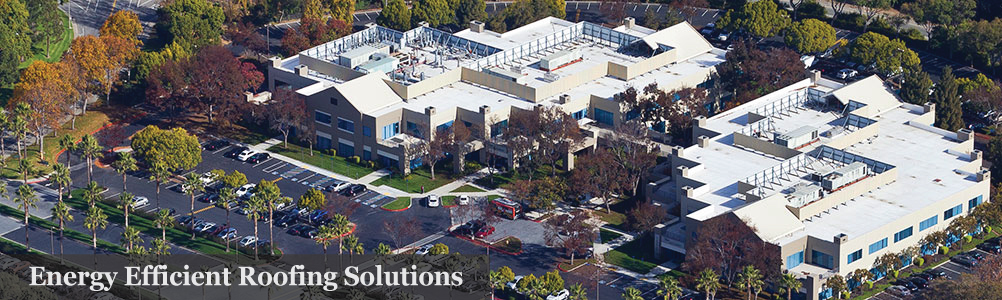 Energy Efficicent Roofing Solutions